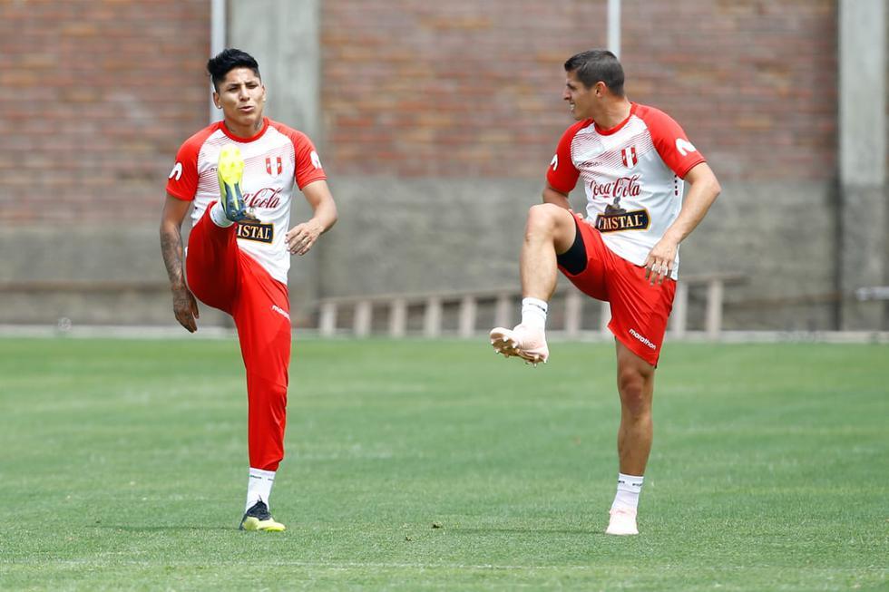 Raúl Ruidíaz estaría descartado para el duelo amistoso FIFA. (USI)