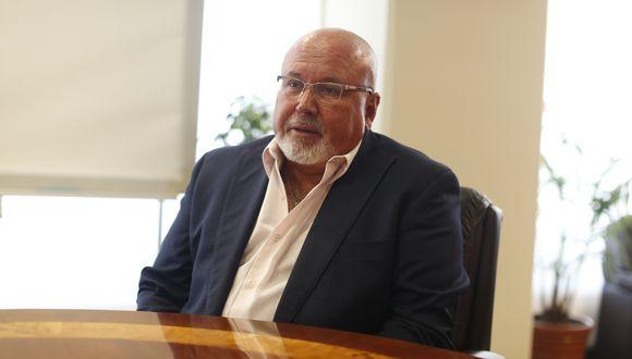 """""""La bancada, mayoritariamente apoya a Vizcarra, si el partido Peruanos por el Kambio continúa en esta línea, no habría ningún problema en seguir con la coordinación; de lo contrario lo veo difícil"""", señaló Bruce. (Foto: GEC)"""