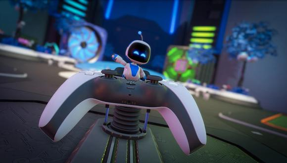 'Astro´s Playroom' vendrá pre-instalado en la nueva PlayStation 5. (Foto: PlayStation)