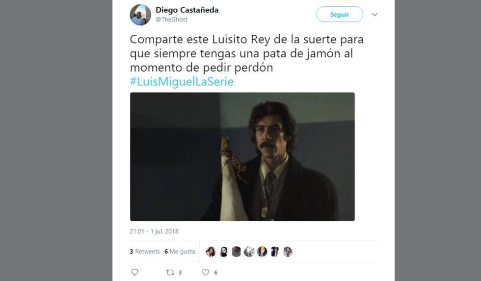 Divertidos memes que generó el último capítulo de Memes de Luis Miguel, la serie. (Twitter)