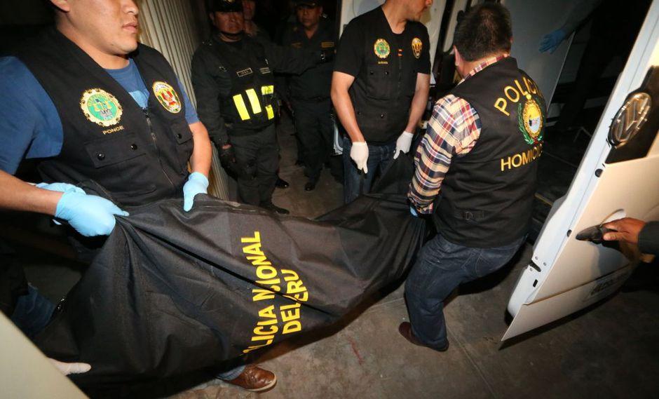 Peritos de Criminalística analizaron la escena para determinar las circunstancias de lo ocurrido. (Imagen referencial/GEC)