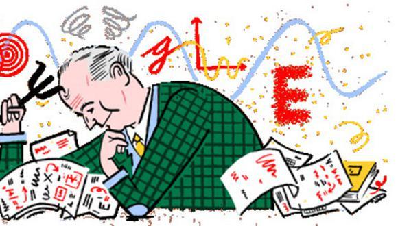 Un día como hoy, hace 135 años, en 1882, nació el alemán, Max Born. (Google)