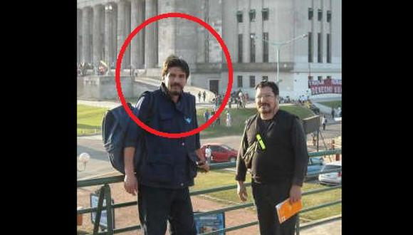 Activista en Argentina. (Difusión)