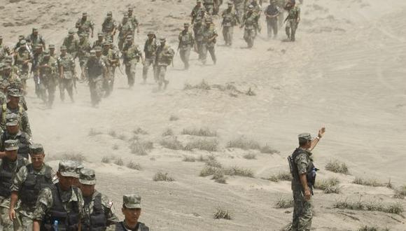 No les dan buenos fusiles. (Perú21)