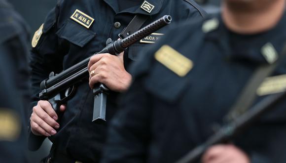 Sobre el detenido pesaba un pedido de captura internacional. (Foto: Andina)