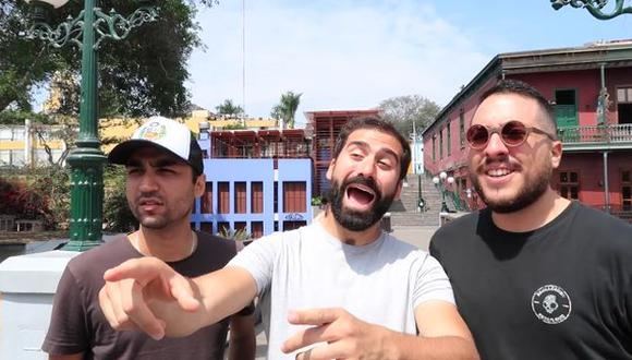 Jorge Cremades estuvo en Perú en febrero para presentar un show.