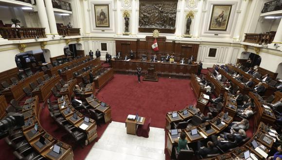 El proyecto de Alejandra Aramayo propone la prohibición de la reelección presidencial. (Foto: Anthony Niño De Guzmán / GEC)