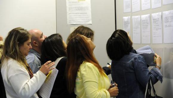 Desempleo se incrementará. (Bloomberg News)