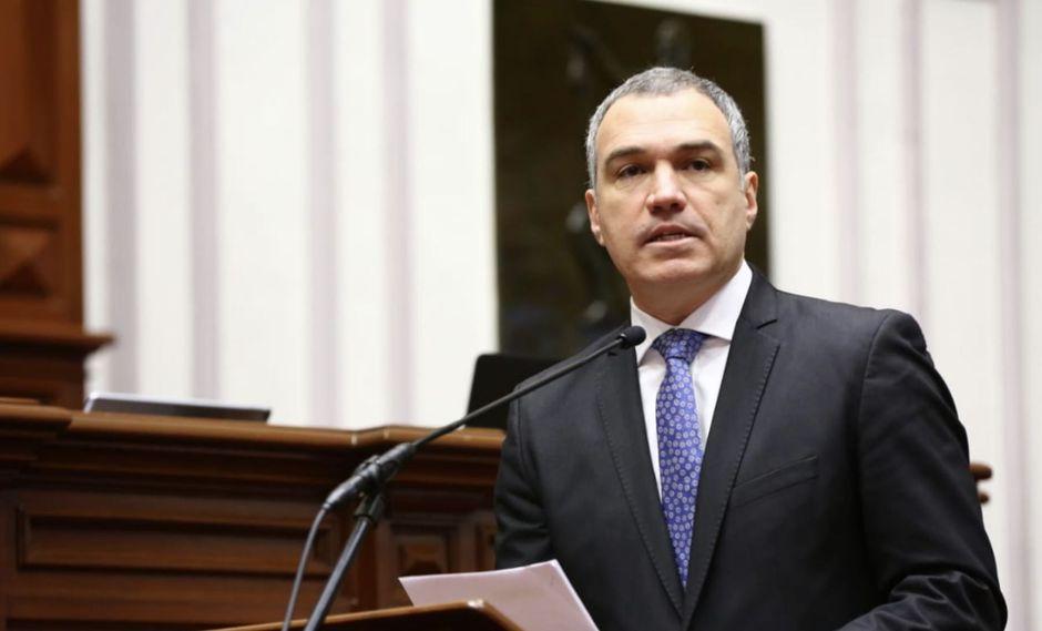 El primer ministro, Salvador del Solar, saludó el trabajo que se viene haciendo en la Comisión de Constitución sobre la reforma política. (Foto: Andina)