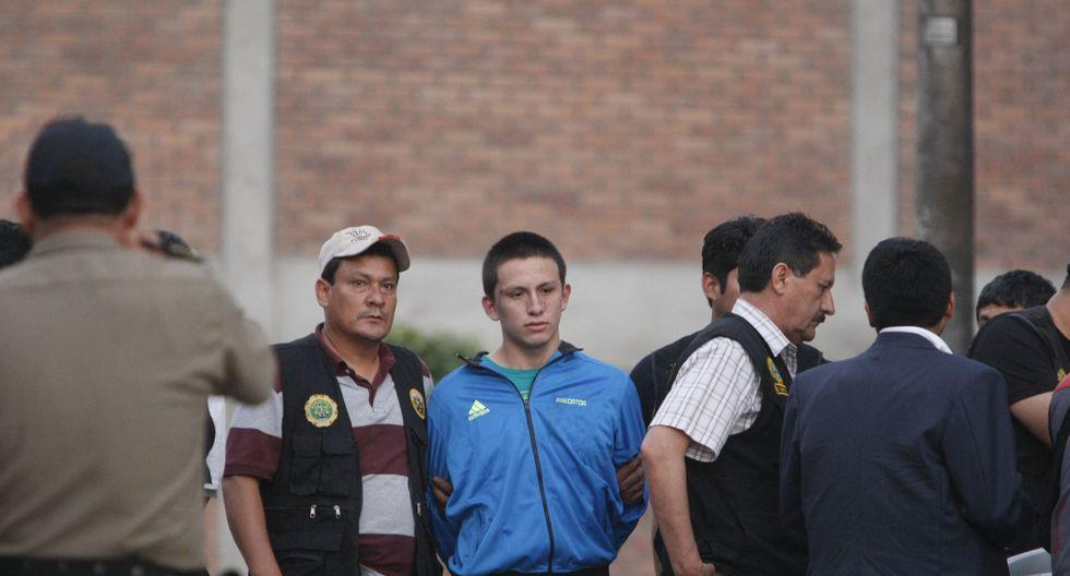 'Gringasho' dejará la la cárcel de Ancón II, en Lima, donde estuvo internado en un ambiente especial, este sábado 4 de noviembre.