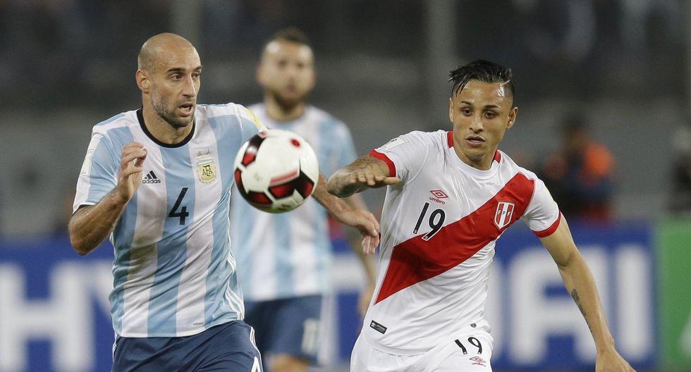 Yoshimar Yotún, ausente por lesión frente a Bolivia, retornaría al equipo principal en Quito. (AP)