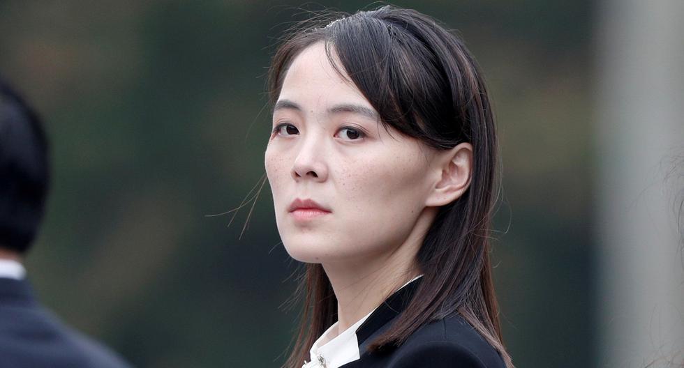 """Kim Yo-jong, hermana de Kim Jong-un, dijo que la desnuclearización """"no es posible en este momento"""" y solo podría ocurrir si del otro lado hubiera también """"medidas importantes simultáneas e irreversibles"""". (REUTERS/Jorge Silva/Pool/File Photo)."""
