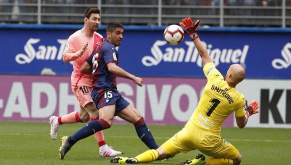 Lionel Messi firmó un doblete y remontó el marcador para Barcelona. (Foto: FC Barcelona)