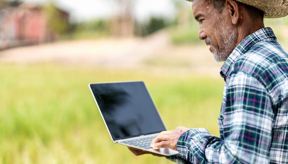Mejorar la conectividad del campo y descentralizar la información es una oportunidad que se debe aprovechar. (Foto referencial)