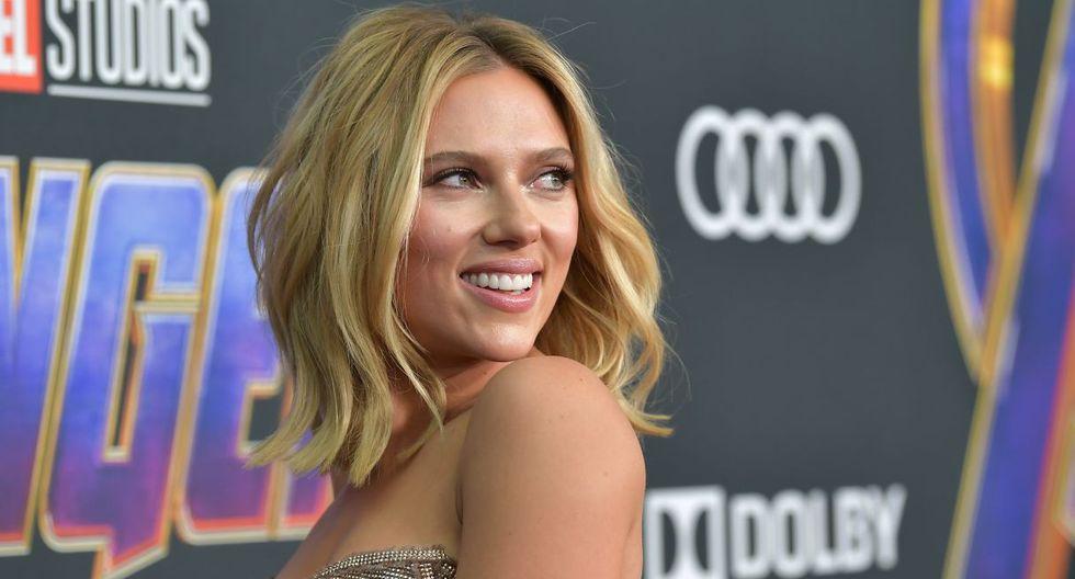 Scarlett Johansson es la actriz mejor pagada por segundo año consecutivo, según la revista Forbes . (Foto: AFP)
