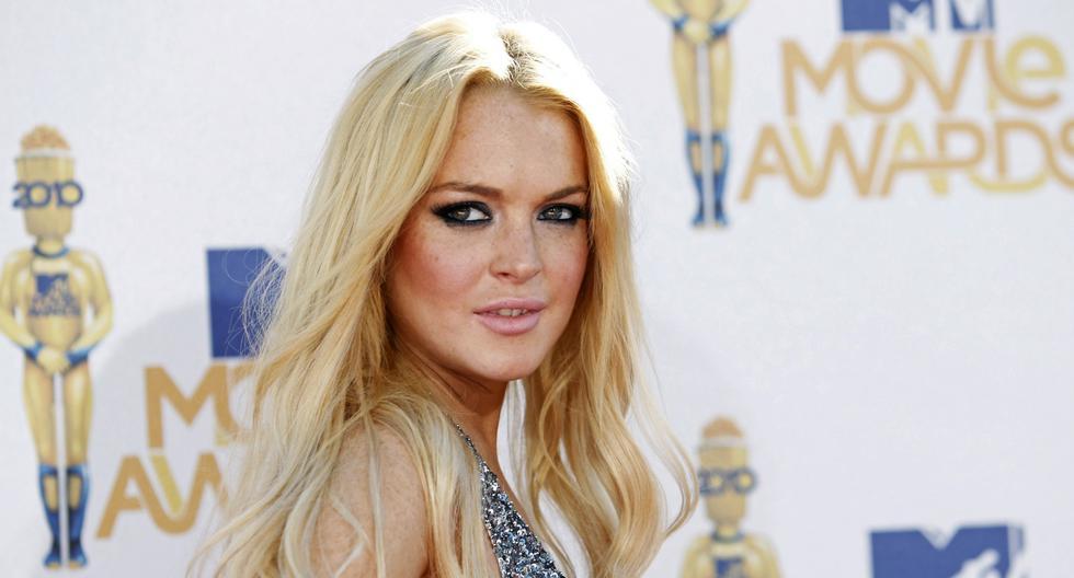 Lindsay Lohan se vio envuelta en un extraño suceso ocurrido el último fin de semana y fue golpeada tras perseguir a una familia de refugiados sirios en Moscú. (Reuters)