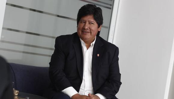 El miércoles se decidirá sobre el pedido de prisión preventiva de 24 meses sobre Edwin Oviedo. (Perú21)