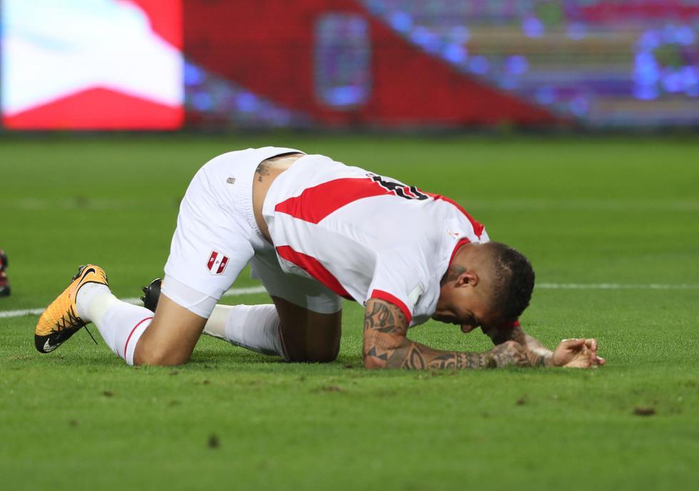 Paolo Guerrero se encuentra suspendido deportivamente hasta fines de noviembre. (EFE)