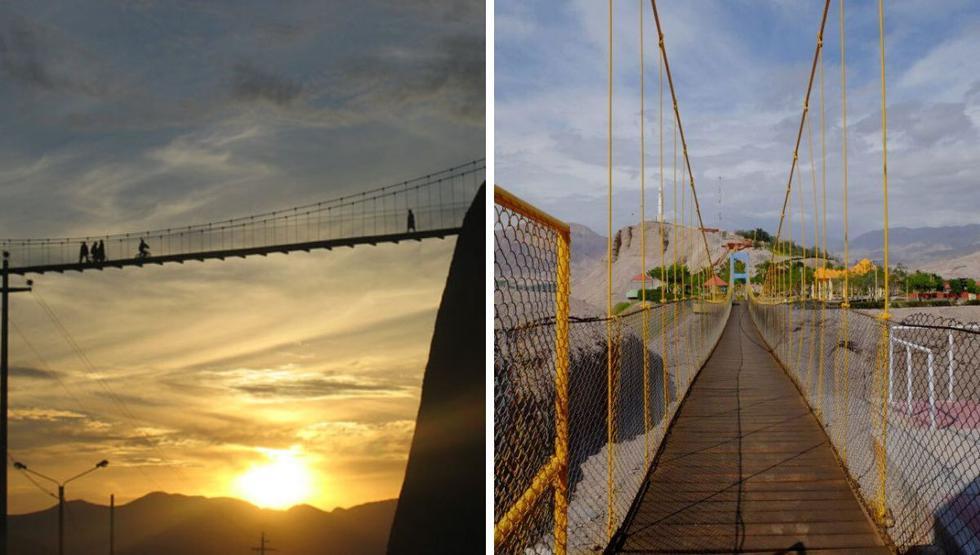 Es un destino para pasar la tarde y aprovechar la vista. (Foto: Facebook / Moquegua)