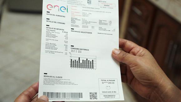 Las tarifas de electricidad suben este mes en todo el país. (Foto: GEC)