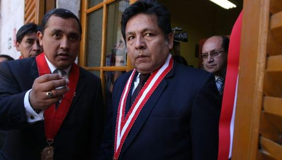 Carlos Ramos Heredia es primo de la primera dama. (Heiner Aparicio)