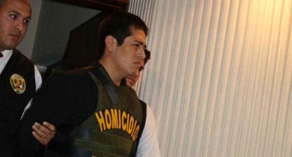 Marco Arenas buscaría reducir su condena de 25 a 20 años. (USI)