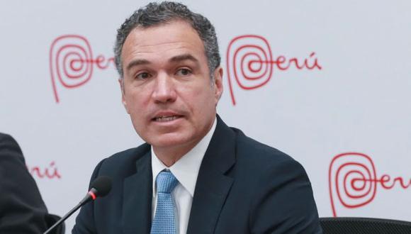 El ministro se pronunció sobre el hashtag #PerúPaísDeVioladores. (USI)