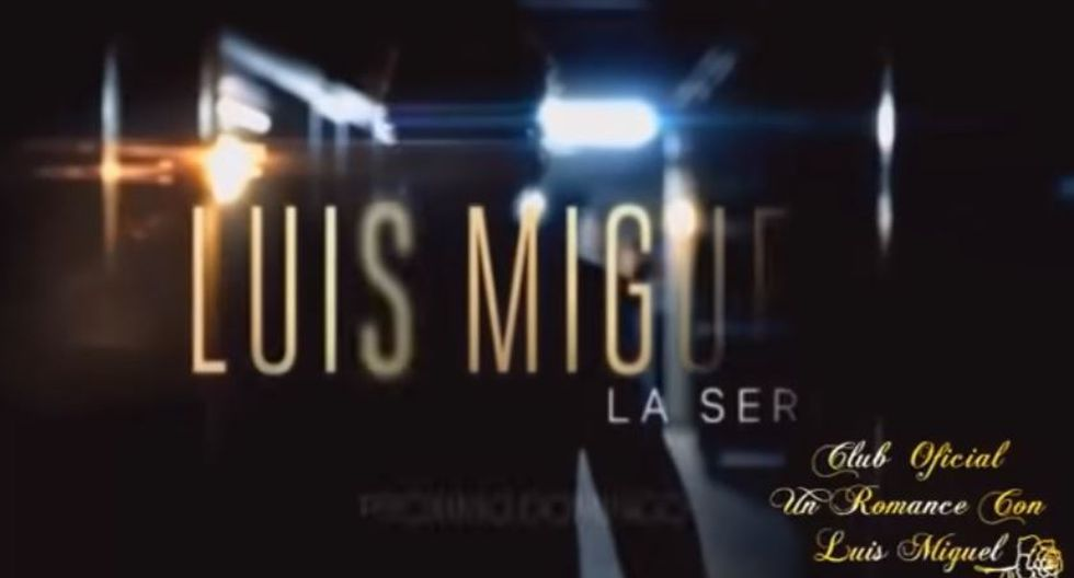¿Es una estrategia más del progenitor de Luis Miguel para manipularlo?. (Captura/Luis Miguel: La serie)