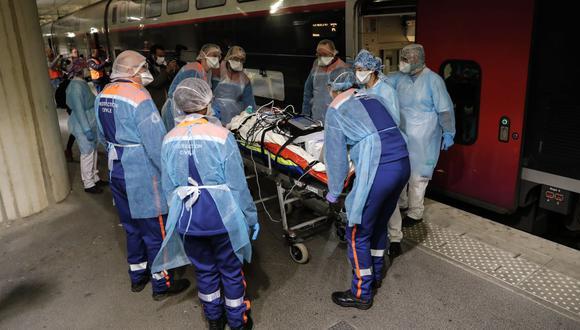 Casos por coronavirus aumentan en el territorio nacional. (AFP/Referencial)