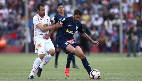 Alianza Lima quiere mantenerse en la punta de la Liga 1. (Foto. Archivo GEC)