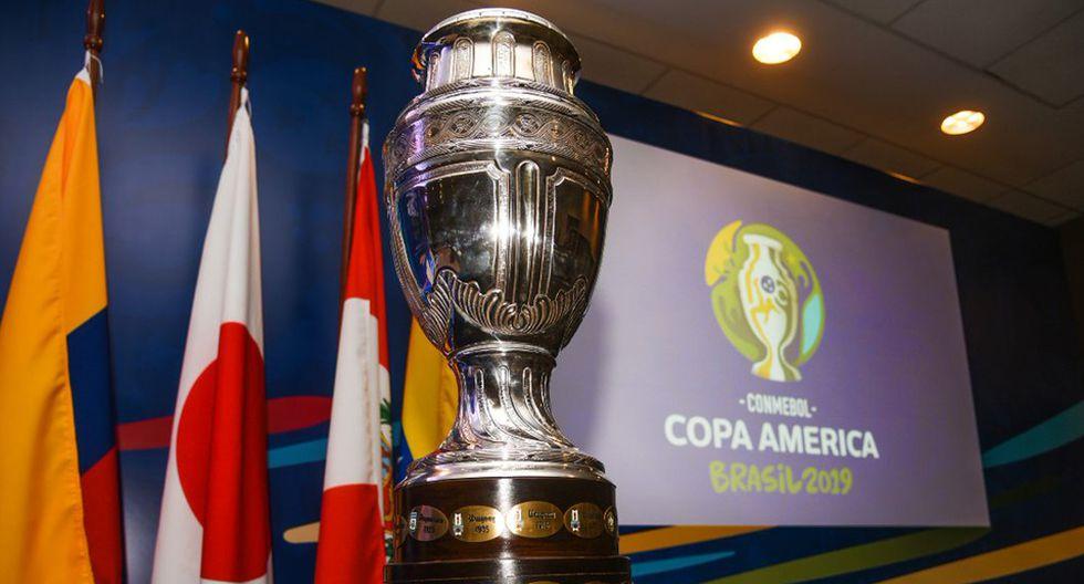 La Copa América Brasil 2019 planea ser la mejor de la historia. (Foto: Twitter Copa América)