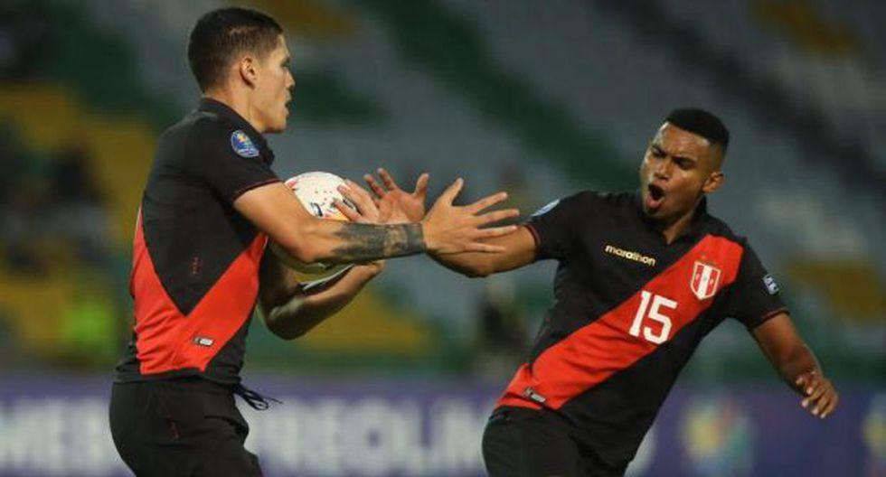 Perú y Uruguay chocarán por la fecha 4 del Preolímpico Sub-23. (Foto: @SeleccionPeru)