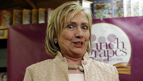 Se registró una conversación de Hillary Clinton cuando era secretaria de Estado norteamericana. (Reuters)