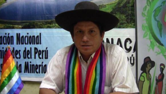 AGRESIVO. Carrión le infligió heridas en la pierna y en la mano a uno de los delegados regionales. (Difusión)