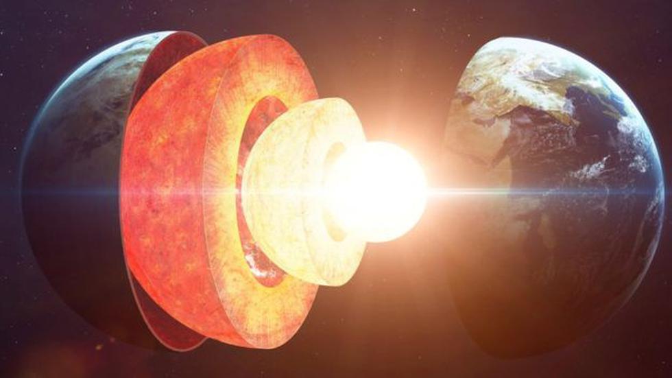 """Estudio confirma que el núcleo de la Tierra es sólido: """"Un planeta dentro de otro planeta"""". (Getty)"""