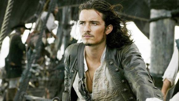 Orlando Bloom vuelve a la saga de 'Piratas del Caribe'. (playbuzz.com)