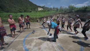 Guatemala: Conoce el deporte ancestral de la pelota maya