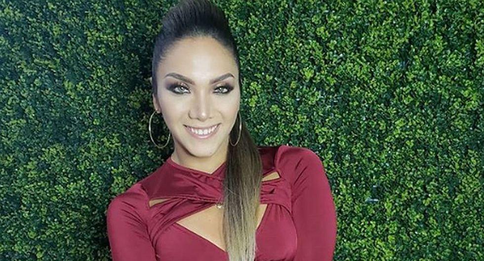 Isabel Acevedo y Christian Domínguez  iniciaron su romance en 2016 y estuvo marcado por el escándalo y los rumores de infidelidad. (Foto: Instagram)