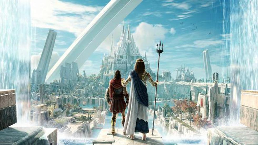 'Judgement of Atlantis', capítulo final del arco narrativo de 'Assassin's Creed Odyssey: The Fate of Atlantis' ya se encuentra disponible.