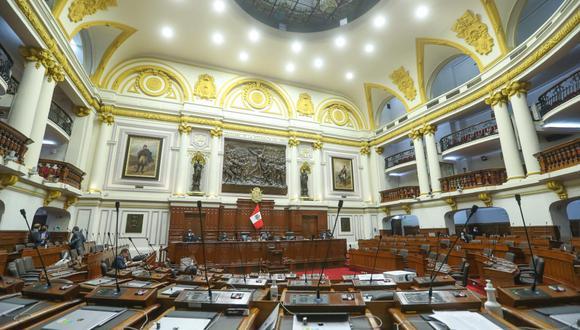 El Congreso de la República aprobó la conformación de la Comisión de Ética esta semana. (Foto: Congreso)