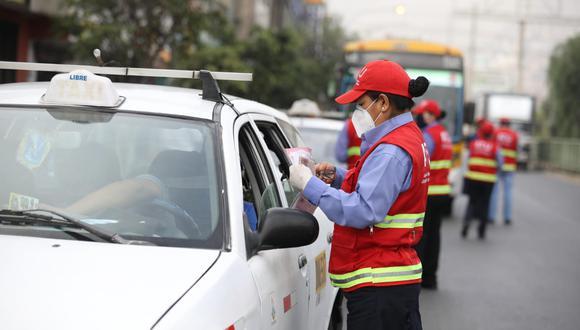 De acuerdo con el documento, los taxis deberán implementar un sistema GPS. (GEC)