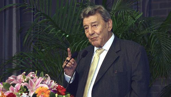 Rafael Roncagliolo dijo que demanda marítima con Chile es la última controversia con ese país. (EFE)