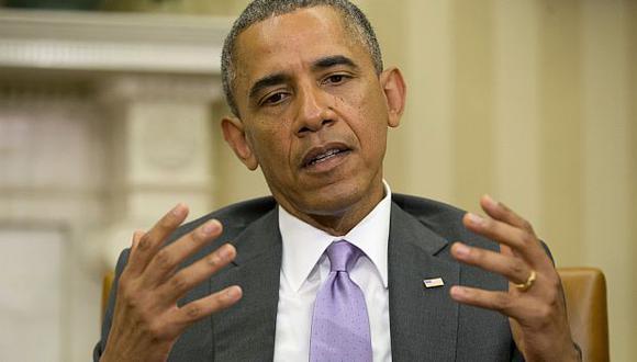 Obama dice que evalúan acciones militares para detener a milicias yihadistas en Irak. (AP)