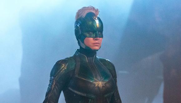 Avengers 4: ¿dónde estuvo Captain Marvel hasta antes de su aparición en Endgame? (Foto: Marvel Studios)