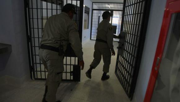 Imágenes que delatan. Ex-'destructor' habría contado con complicidad de agentes penitenciarios. (Rafael Cornejo)