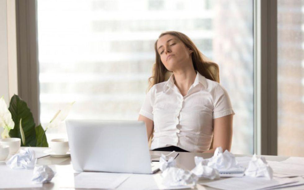 El agotamiento laboral es un tipo especial de estrés relacionado con el trabajo. (Foto: Freepik)