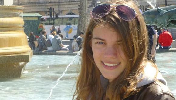 Elsemiek de Borst, una de las víctimas del accidente de avión. (Facebook)