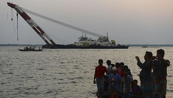 Se desconoce el número exacto de pasajeros que viajaban en la nave. (Reuters)