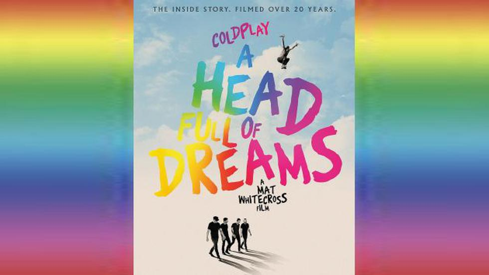 Documental de Coldplay se estrenará este 14 de noviembre en más de 2,000 salas de cine en todo el mundo. (Foto: Difusión)