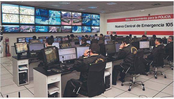 Solo el 9% de las llamadas recibidas en setiembre fue para reportar una emergencia. (Foto archivo GEC)